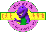 Barney and the Backyard Gang Logo 1 (Recreation)