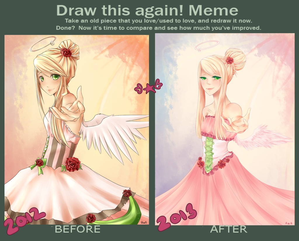 Draw This Again by Reverrii