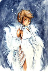 Candela's Winternacht by crazyheifer
