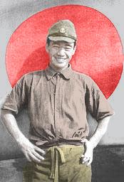 Saburo Sakai colored by desca97