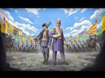 Kaiserreich Chinas Background 2
