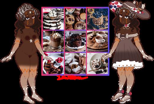 chocolate breakfast moodboard revealed