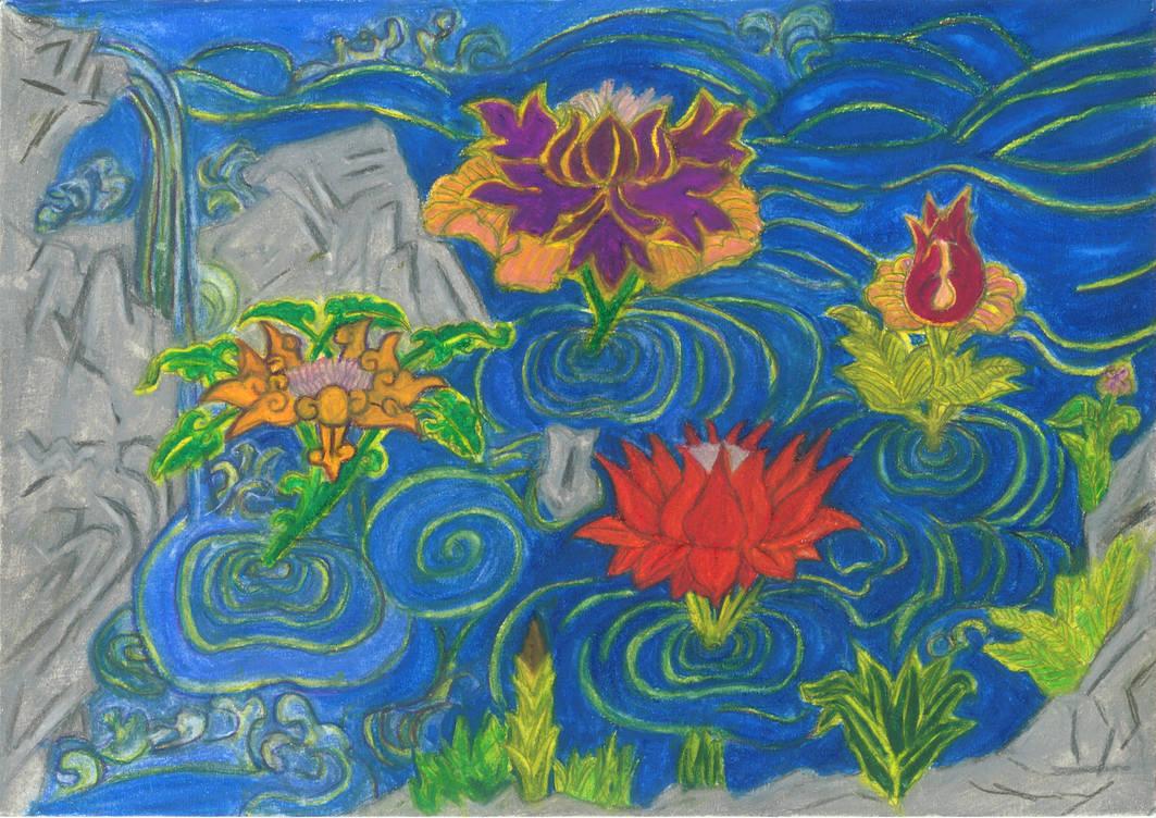 Lotus Still Life Nr.5