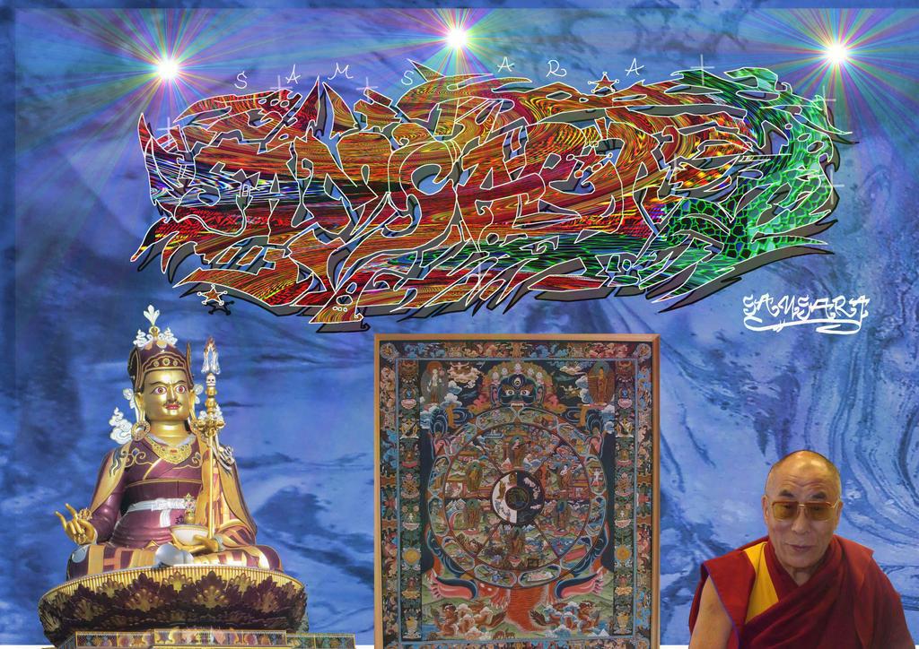 Samsara-3 by Lotuskunst94