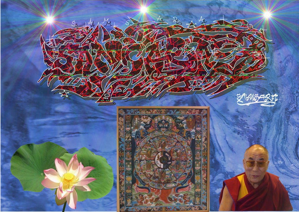 Samsara 8 by Lotuskunst94