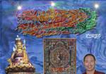 Dharmaposter Drubpon Tsering Rinpoche