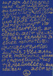 Graffiti Edition of the Heart Sutra page 2