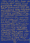 Graffiti Edition of the Heart Sutra page 4