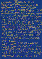 Graffiti Edition of the Heart Sutra page 11