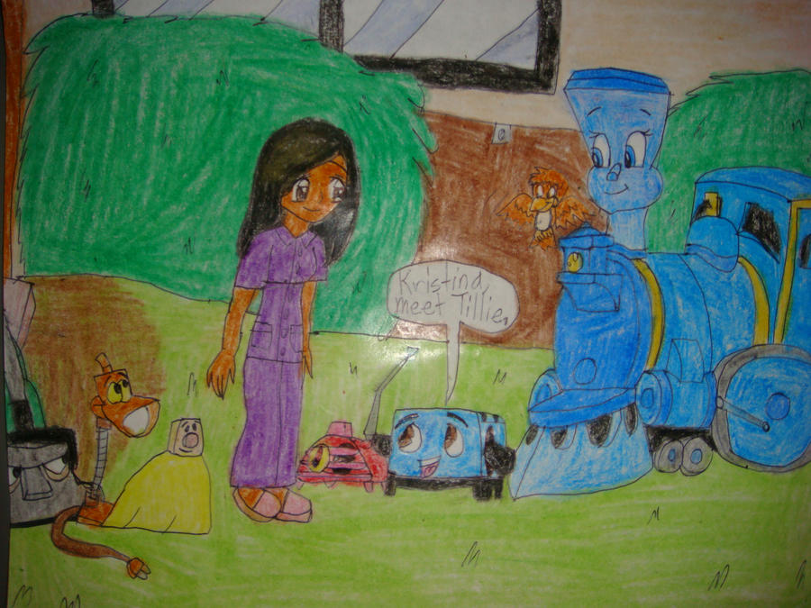 Tillie The Little Engine That Could Tumblr