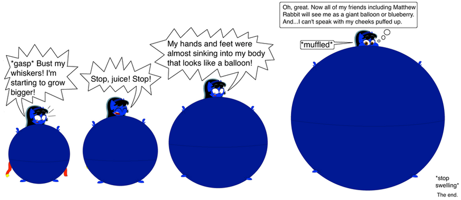 kristina blueberry sequence inflationkingdomx