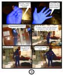 Blueberry Inflation Chew It, Kristina comic pg 3