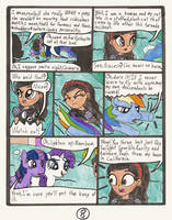 MLP:FiM The Wonderful Witch of Neigh's comic pg 8 by Magic-Kristina-KW