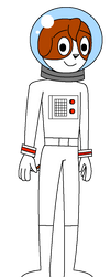 TCB - Timmy Cole's Halloween spaceman costume by Magic-Kristina-KW