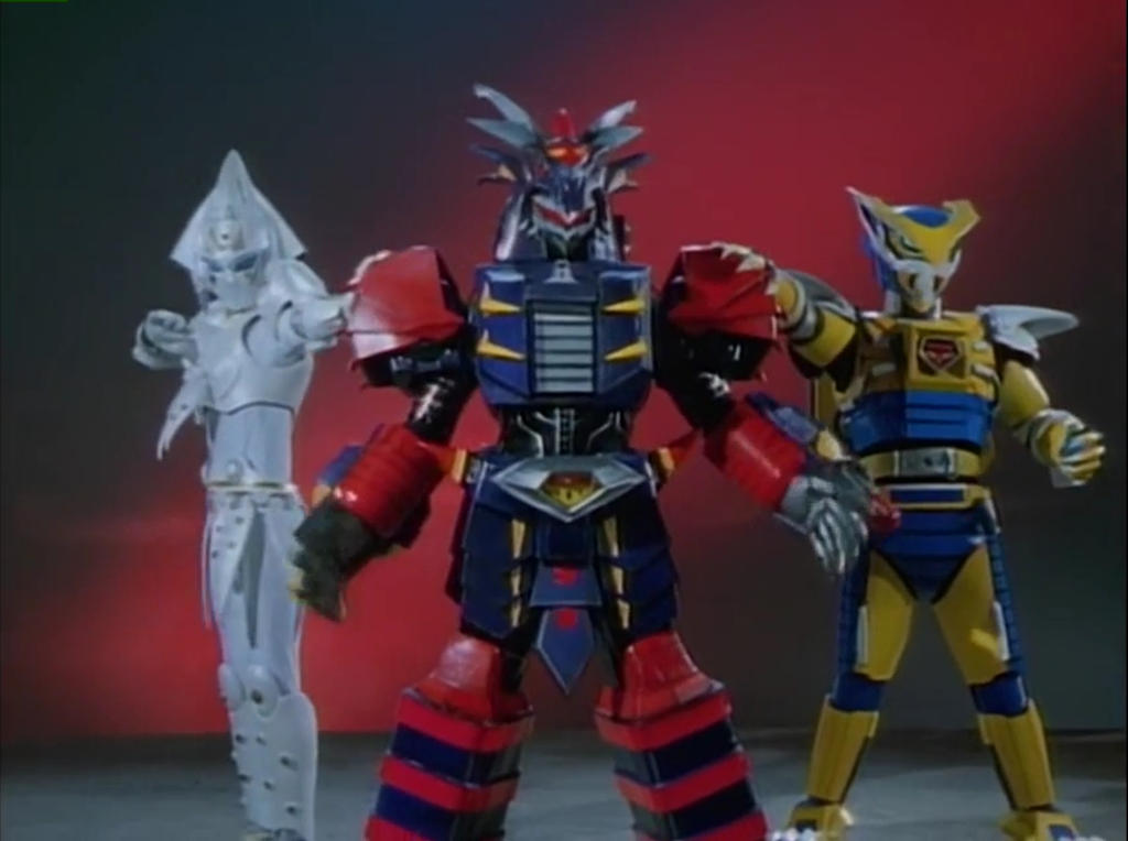 A Robots Of B Robo Kabutack Epic Christmas Battle By