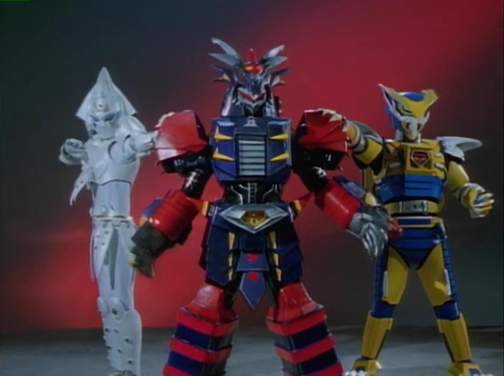 A-Robots of B-Robo Kabutack: Epic Christmas Battle by Magic