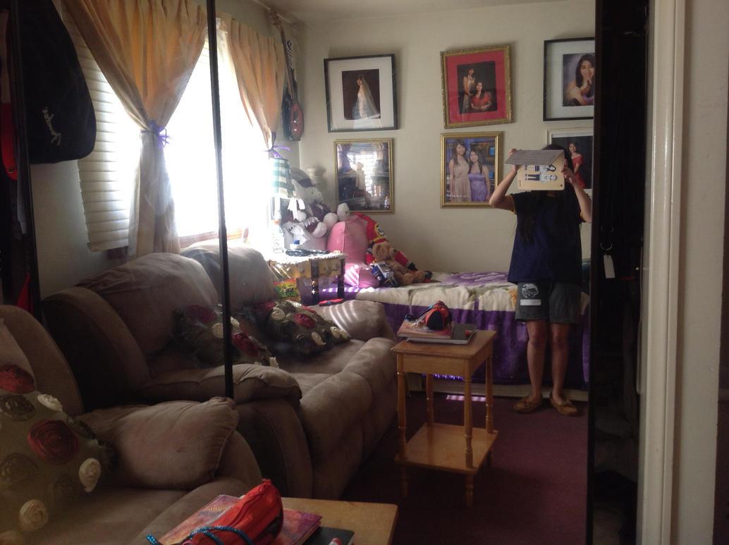 My Bedroom Tour Photo 9 By Magic Kristina KW On DeviantArt