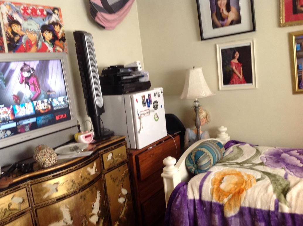 My Bedroom Tour Photo 4 By Magic Kristina KW On DeviantArt