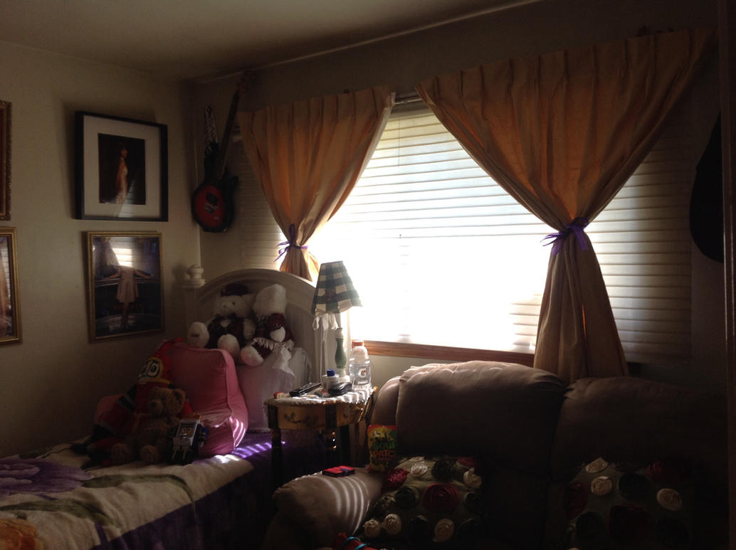 My Bedroom Tour Photo 2 By Magic Kristina KW On DeviantArt
