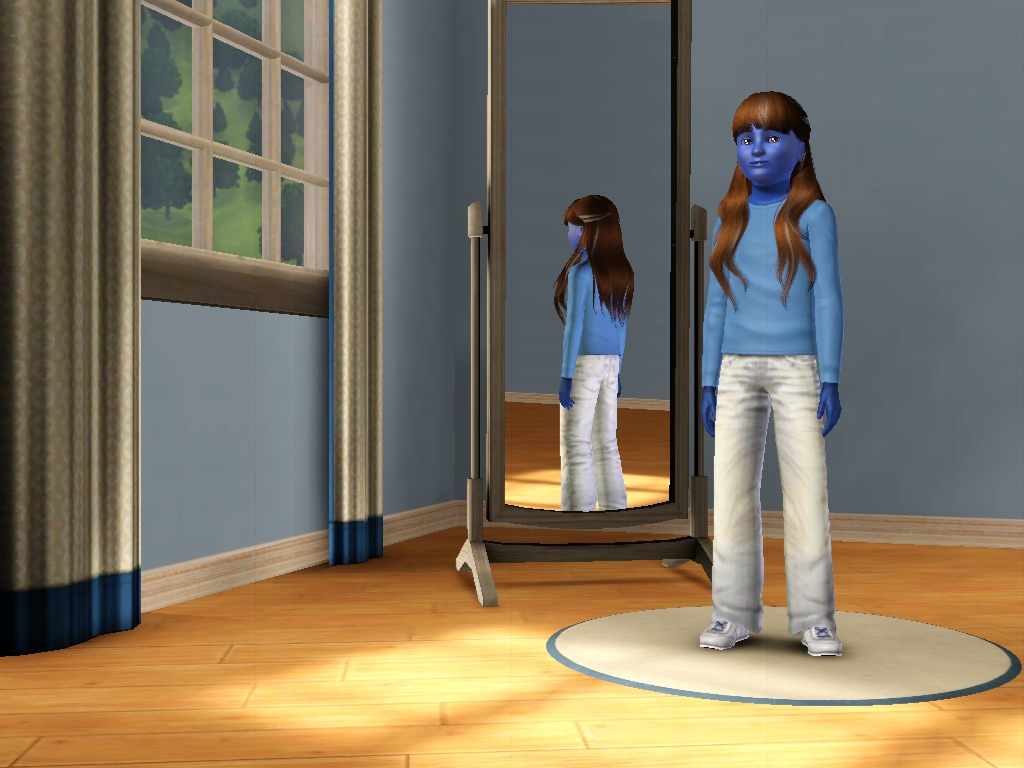 Sims 3 - Denise Nickerson in everyday outfit 5 by Magic-Kristina-KW