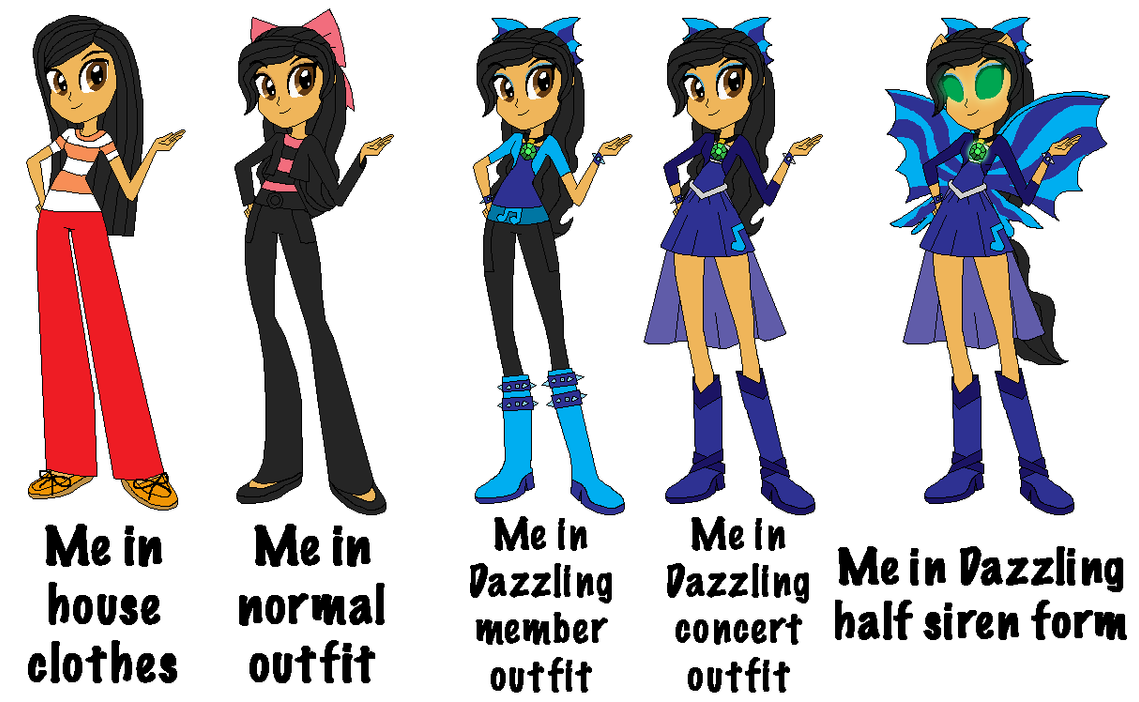 Would like Equestria girls as adults apologise, but