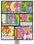 MLP EG - Robots of Friendship and Rock comic pg 23