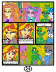 MLP EG - Robots of Friendship and Rock comic pg 24