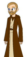 MLPKatRGCWA - Adult Obi-Wan Kenobi in EG style