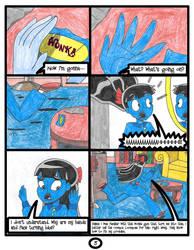 Cartoon Chew It, Kristina comic page 3