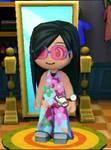 MySims - Sera Inamaski in hippie outfit 2