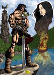 Conan: The Funeral Pyre