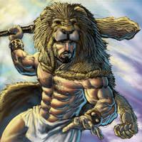 Mighty Hercules v1 by RubusTheBarbarian