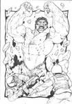 Marvel - Hulk Smash pencils