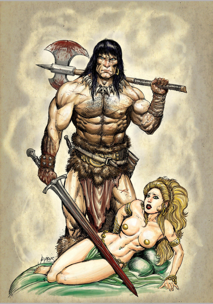 Conane the barbarian nedu sex vidoes erotica photos