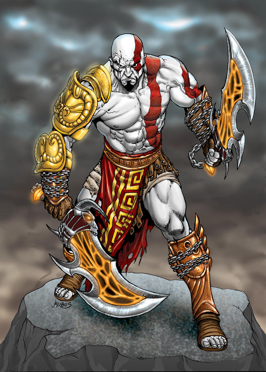 kratos and zeus god of war vs zeus and ares marvel