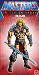 He Man - Most Powerful Man in the Universe 2012
