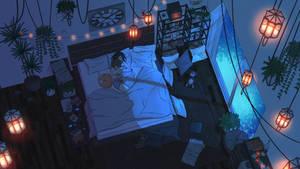 Chilling/Night