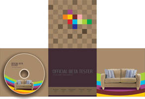 cd Cover, Interior by mmoukh