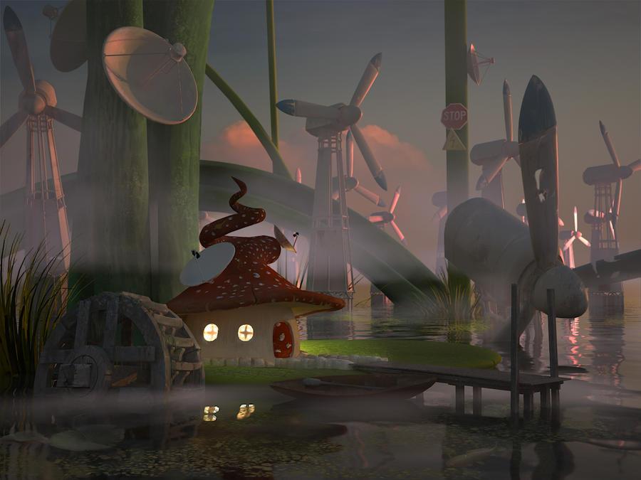 Alternative Dream by Osart10