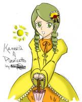 Kanaria and Pizzicatto by Ashayami