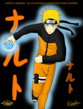 Naruto Uzumaki - Collab-