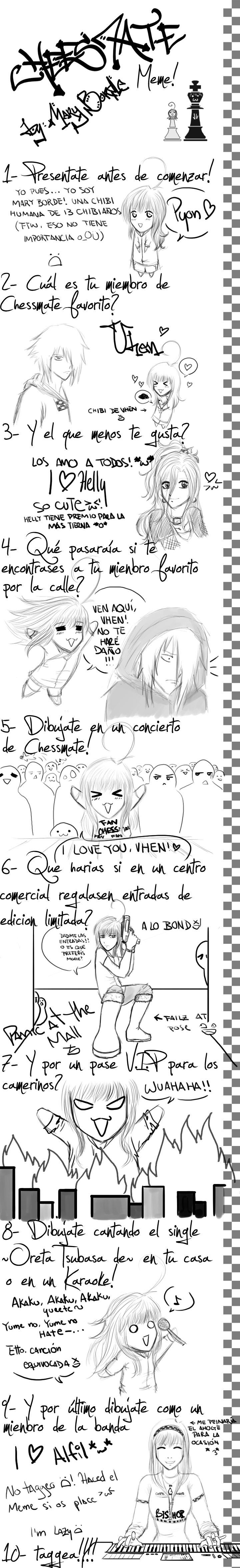 Chessmate Meme by Ashayami