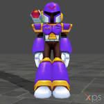 Mega Man Maverick Hunter X - Vile for XPS