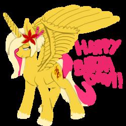 Happy Birthday FireFly!