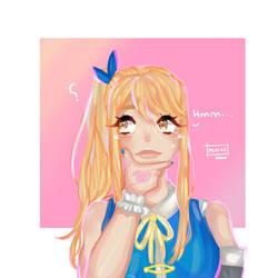Lucy Heartfilia by MiriKoKo