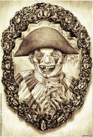 Pernicious The Clown by Black--Mountain