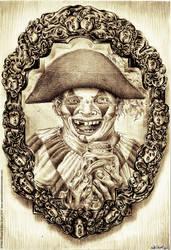 Pernicious The Clown by Black--Mountain