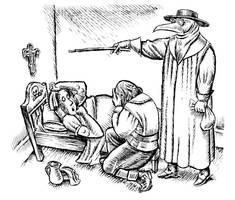 Plague Dr