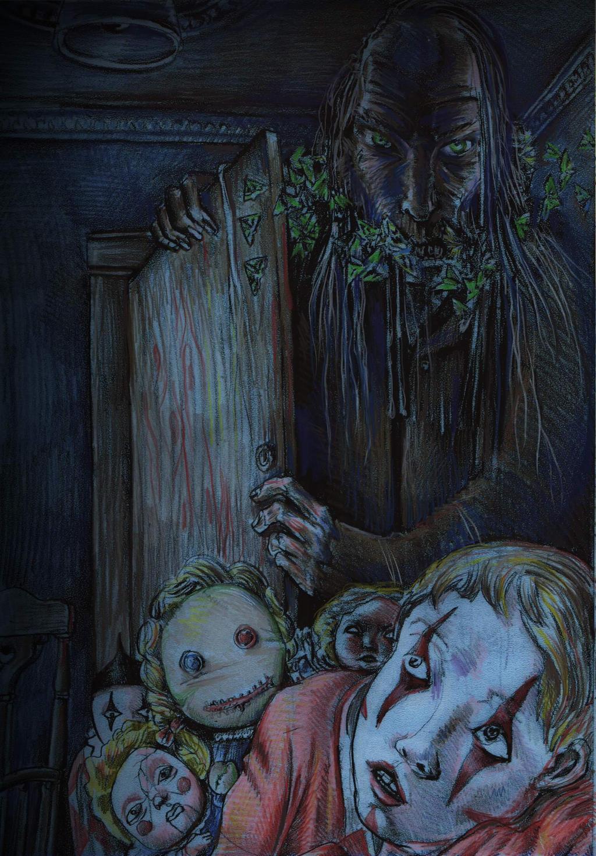 Dante's Nightmare by Black--Mountain