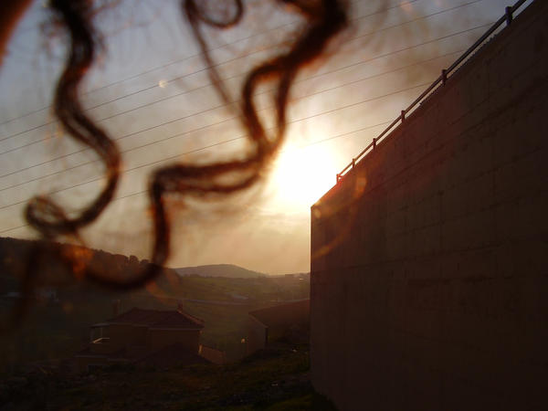 Sun that illuminates my hair by Eejit13